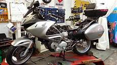 honda nt700 deauville 16000mile service bolton motorcycle