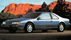 free car manuals to download 1994 ford thunderbird windshield wipe control 1994 ford thunderbird review
