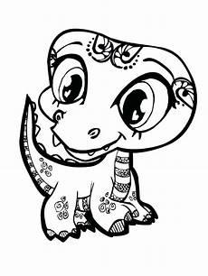 kawaii baby animals coloring pages 17058 baby animals drawing at getdrawings free