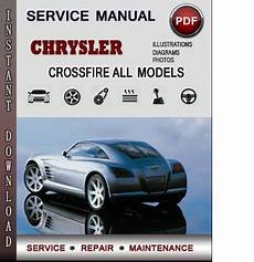download car manuals pdf free 2006 chrysler crossfire roadster security system chrysler crossfire service repair manual download info service manuals