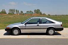86 Honda Accord Hatchback