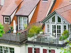 Terrasse Im Dach - dachloggia loggia nachtr 228 glich einbauen bauen de