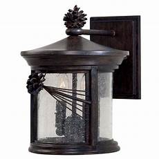 outdoor wall light with clear glass in iron oxide finish 9152 a357 destination lighting
