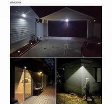 waterproof 20 led outdoor led solar light power pir motion
