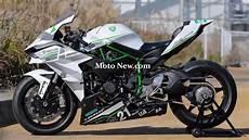 2018 New Kawasaki H2r World Record 400 Km H In 26 Sec