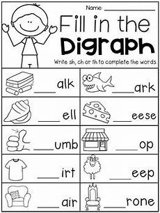 digraph worksheet packet ch sh th wh ph by my teaching pal
