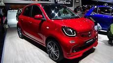 2019 Smart Eq Forfour Exterior And Interior Auto