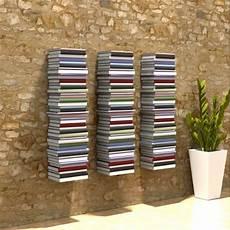 mensola invisibile home3000 3 mensole libreria invisibili colore bianco