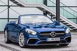 2017 Mercedes Benz SL Class Review