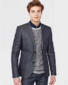 herren slim fit blazer flint 79078788 we fashion