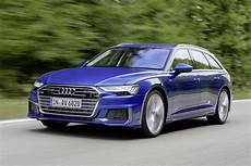 New 2018 Audi A6 Avant Review Is The Tech Leading Estate