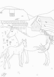 Malvorlagen Schleich Pferde Ausmalbilder Schleich Kinder Ausmalbilder