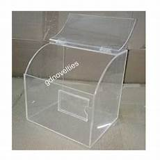 acrylic boxes acrylic candy top hie grains box manufacturer from new delhi