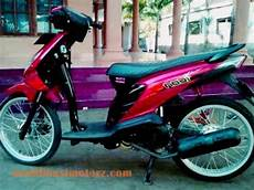 Airbrush Beat Karbu by Modifikasi Motor Beat Karbu Warna Merah Modifikasimotorz