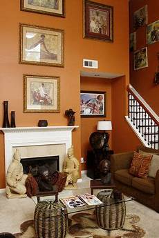 loving the terracottas right now dream home family room decorating family room walls
