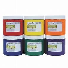 price of 6 handy art handy art washable finger paint primary colors walmart com