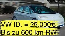 vw id ab 25 000 bis zu 600 km vw e transporter