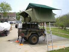 Dachzelt Selber Bauen - 1967 m416 expedition trailer ih8mud forum