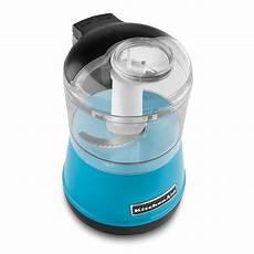Kitchenaid Zerkleinerer by Shop Kitchenaid Kfc3511cl Blue 3 5 Cup Food