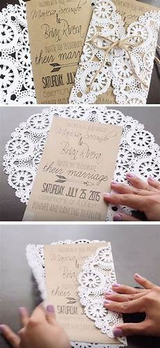 wedding invitation ideas 50 budget friendly rustic real wedding ideas hative
