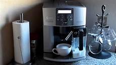 delonghi esam 3600 3500 pronto cappuccino test