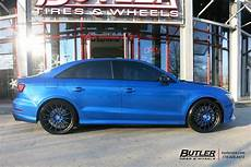 Audi Rs3 With 19in Hre Ff15 Wheels Exclusively From Butler