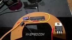 Modif Lu Led Supra X 125 by Pasang Rpm Led Di Supra X 125 Mazpedia