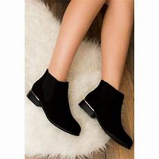 dover black ankle boots shoes from spylovebuy