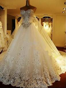 White Wedding Gown Material