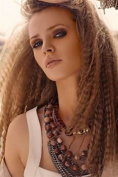 Crimping Hair Images