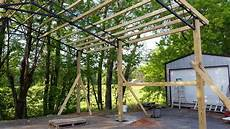 steel trusses standard size carports and pole barn kits youtube