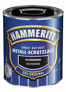 hammerite metal protection paint gloss black 250 ml 1l