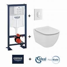 toilette suspendu grohe wc comparez les prix pour professionnels sur hellopro fr