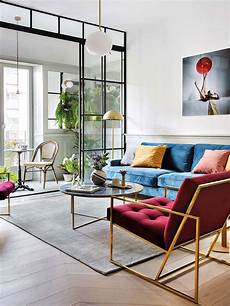Stylish And Artistic Apartment With An Eclectic Decor
