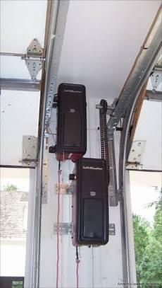 garage door opener system installation home lift install issues ramsey equipment company