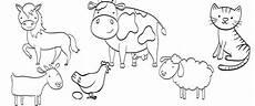 Ausmalbilder Verschiedene Tiere Kostenlose Ausmalbilder Tiere Kinder Ausmalbilder