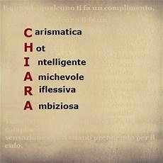 significato delle lettere significato delle lettere tuo nome chiara