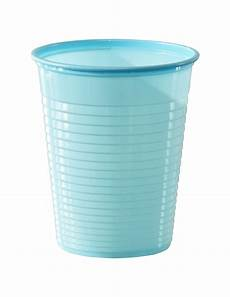 bicchieri plastica 50 bicchieri di plastica celeste su vegaooparty negozio