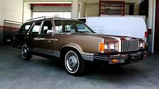 1982 Ford Granada Fox Station Wagon Ltd Fairmont Estate 1
