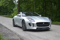 2015 Jaguar F Type S Coupe Showing Its