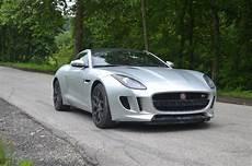 2015 jaguar f type s coupe showing its