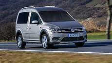 Vw Caddy Alltrack Tdi 4motion 2016 Test Drive Review