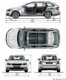 Image Result For Skoda Octavia Wagon Dimensions Cars