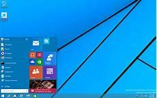 bureau classique windows 10 passer du quot menu d 233 marrer quot 224 l interface moderne quot ecran d