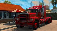 american truck simulator mack superliner