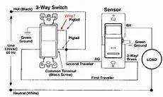 3 way switch common connection doityourself com community