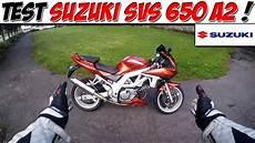 motovlog 15 test suzuki svs 650 permis a2 approved