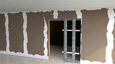 monter une porte 224 galandage porte coulissante dans la