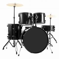 New 5 Size Complete Drum Set Cymbal