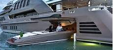 Gta Yacht Garage by A Yacht With A Garage For Smaller Boats Is